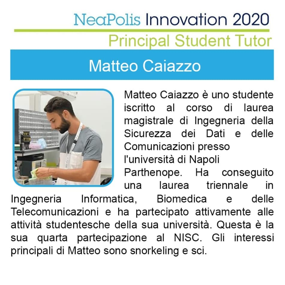 Matteo Caiazzo